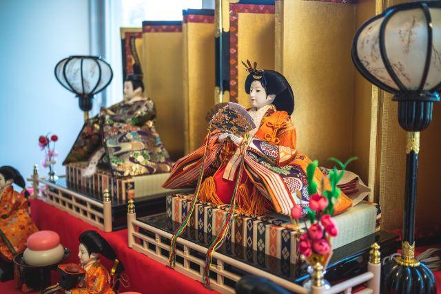 雛人形の飾り方を4種類紹介