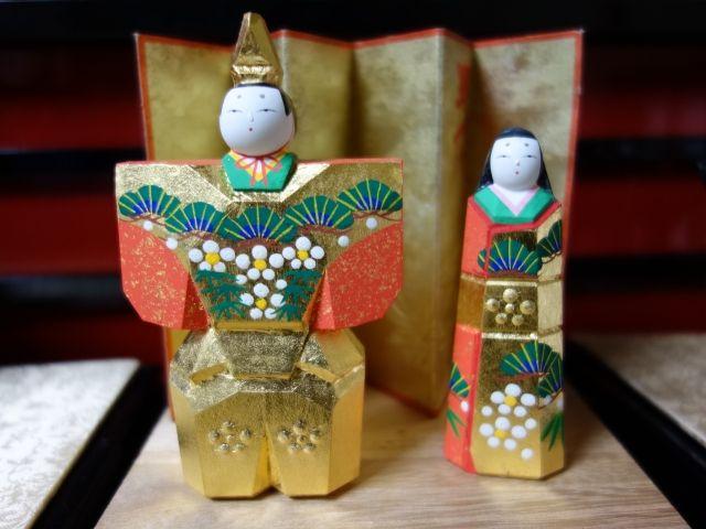 木製雛人形の3つの種類について