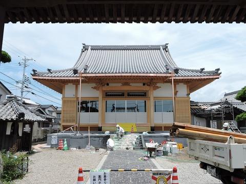 寺社彫刻 木彫り 彫刻 虹梁 ケヤキ 済広寺 浄土宗サムネイル