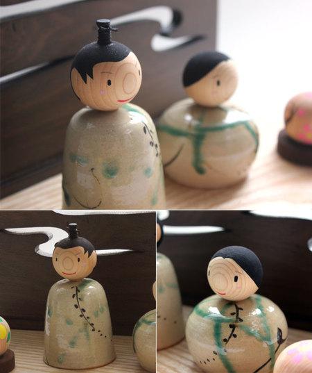陶木雛 雲柳(くもやなぎ)