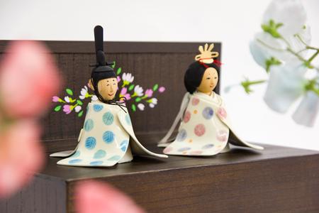 陶木雛 桜花(おうか)